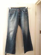Lady's Denim Jeans Blue Jack&Jones  (Style Mooty) Size M/Short