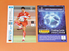 MARIO GOMEZ VFB STUTTGART FOOTBALL CARDS PANINI CHAMPIONS LEAGUE 2007-2008