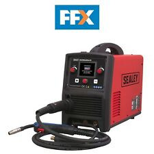 Sealey INVMIG200LCD Inverter Welder MIG TIG & MMA 200Amp with LCD Screen