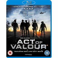 Act of Valour [Blu-ray] By Jason Cottle,Nestor Serrano.