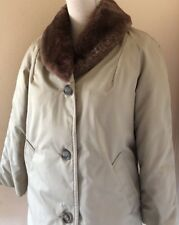 Vtg Bauer Down Women 10 Jacket Blizzard Proof Seattle USA Expedition Outfitters