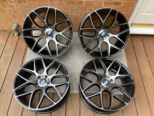 "20"" 'Inovit Thrust' Alloy Wheels Fits BMW X5/6 7/8 Series Staggered Wheels Rims"