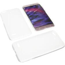 Tasche für MEDION Life P5006 Handytasche Schutz Hülle TPU Gummi Case Transparent