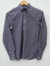 Immaculate FRED PERRY Mens / Youths Long Sleeve Checked Shirt  XS / Chest 32-34""