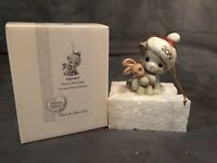 PRECIOUS MOMENTS Dated 2019 CAT Ornament Christmas Kitty Cuddles NEW 191007