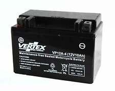 Vertex Battery For Suzuki SV 650 A ABS 2008