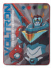 """Dreamworks Voltron Defender Of The Universe Boys Bed Blanket 90"""" L x 62"""" W"""