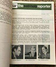 Rural America - The RHA Reporter  1969-1977