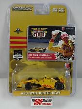 2014 Ryan Hunter-Reay Indianapolis 500 Winning 1:64 Die-Cast Andretti Autosport