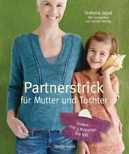 Partnerstrick für Mutter und Tochter: In vielen Größen - v... | Buch | gebraucht