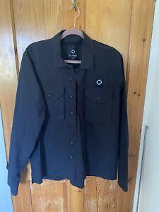 ma strum overshirt Size XL In Black