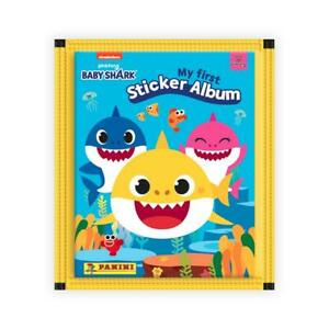 Panini Baby Shark 2021 Sticker Collection - 10 sealed packs