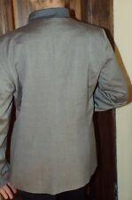 Veste tailleur marque Caroll Taille: XL 42 gris