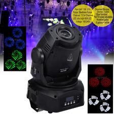 60W LED 3 Prism Moving Head Bühnenlicht Bühnenbeleuchtung DMX14ch Lichteffekt