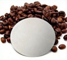 Solid Reusable Stainless Steel Coffee Maker Filter Pro & Home Use for AeroPress