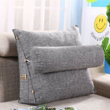Back Pillow Support TV Reading Back Rest Seat Soft Sofa Cushion Home Decor