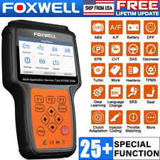 Launch X431 Car Scanner Obd2 Code Reader ABS Airbag Engine Check Diagnostic Tool