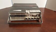 vintage Uher 4400 Report Stereo *not tested W. Germany 2 cassettes reel player
