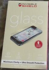 Zagg Invisible Shield Glass - For Apple iPhone - BRAND NEW IN PACKAGE - VARIOUS