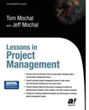 Lessons in Project Management-ExLibrary