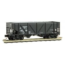 Micro-Trains MTL N Atlantic Coast Line ACL 33' Twin Bay Hopper 05700130