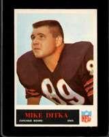 1965 PHILADELPHIA #19 MIKE DITKA EXMT BEARS HOF  *XR13876
