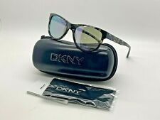 DKNY DY4139 369925 Black/Gray Cat Eye Sunglasses 55 19 135 2N