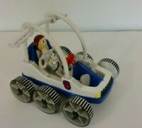 Bendos Kid Galaxy Space Explorer Rover With Figure Novelty '90s - 00s