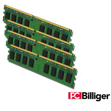 PC Computer Arbeitsspeicher Memory 4x 1GB DDR2 240 Pin PC2-5300 667 MHz