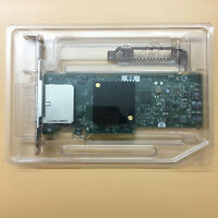HP H221 660087-001 LSI SAS9207-8e HBA 638836-001 MiniSAS PCI-E x8 3.0 6Gb/s