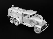 Modelik 09/11 - Russ. Tankwagen  GAZ-AAA BZ-38 mit Lasercutteilen