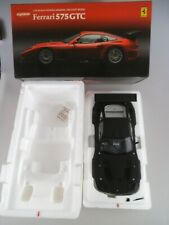 Kyosho 08391B Ferrari 575 GTC black 1:18 (3778)