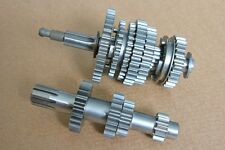 Main shaft assy & Clutch shaft assy for motocycle URAL. Herzog (Made in Austria)
