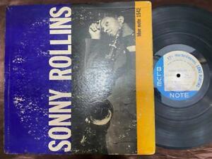1ST!! SONNY ROLLINS SAME BLUE NOTE LEXINGTON BLP 1542 MONO RVG EAR DG FLAT US LP