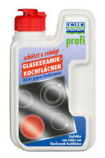 Collo Profi Glaskeramik Kochfeld Reiniger Reinigung von Glaskeramik-Kochflächen
