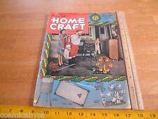 1946 Christmas Ferris Wheel Home Craft Santa Claus magazine