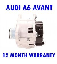 AUDI A6 AVANT 1998 1999 2000 2001 2002 2003 2004 2005 Alternateur remises à NEUF