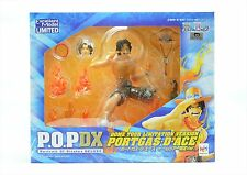 Megahouse One Piece Portraits Of Pirates NEO-DX Portgas D. Ace Limited Ver.