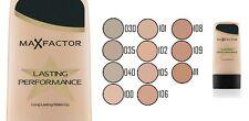Max Factor Fundación-Color adaptar / facefinity / rendimiento duradero y más..