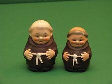 Friar Tuck Goebel Germany Salt and Pepper Shakers