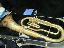 Bach Bell-Front Euphonium (Baritone Horn), Ready to Play, w/Accessories!