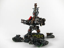 Dreadnought - Cybot der Grey Knights / Black Templars - bemalt Forgeworld -