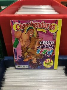 Las Chambeadoras #34 Mexican Comic Book