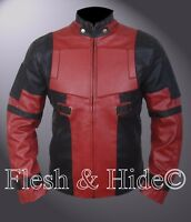 Deadpool Wade Wilson Ryan Reynolds Jacket