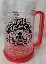 THE BEAST Kings Island Paramount Freezer Mug Red Plastic.