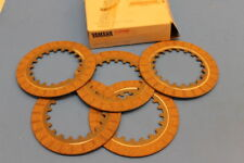 NOS YAMAHA TRI MOTO 125 YT125 FRICTION PLATE SET OF 5 PART# 3X3-16521-00-00