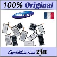 BATTERIE ORIGINALE SAMSUNG XCOVER 3/4 GALAXY S5 NEO S6 EDGE + S9 /+ S10 /+ NOTE8