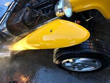 Kit Car - Robin Hood westfield wing fiberglass yellow off side x1