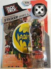 TECK DECK 96MM H-STREET TONY MAGNUSSON FINGERBOARD SUPER RARE SEALED PACKAGE