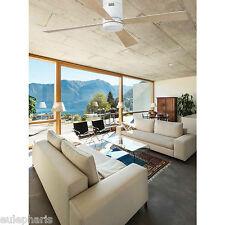 Ventilador de techo Led faro Timor blanco
